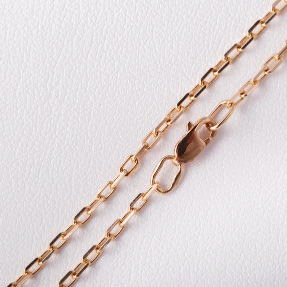 Золотая цепочка якорное плетение. 04106044