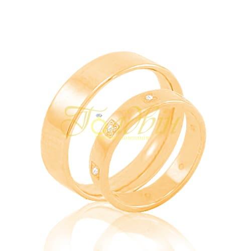 Обручальные кольца. Кв1002