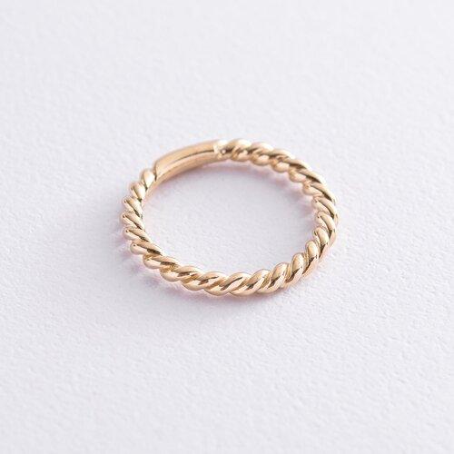 """Кольцо """"Мечта"""" в желтом золоте. к06632"""