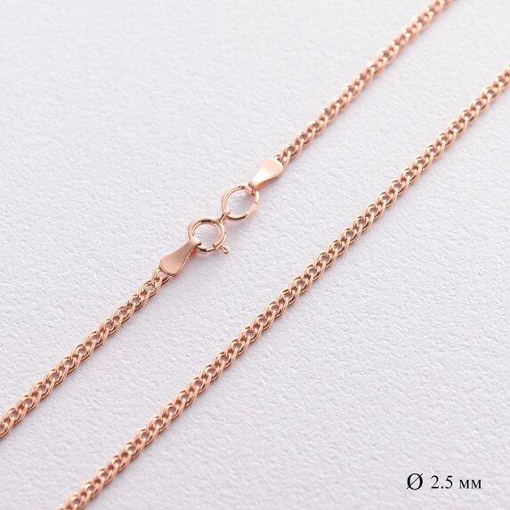 Золотая цепочка Нонна (2.5 мм) ц00051-2.5