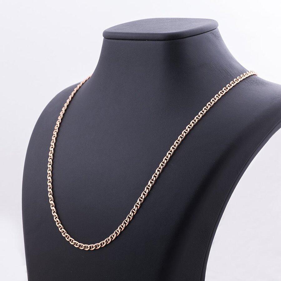 Золотая цепочка плетение Барли (4 мм) ц00055-4