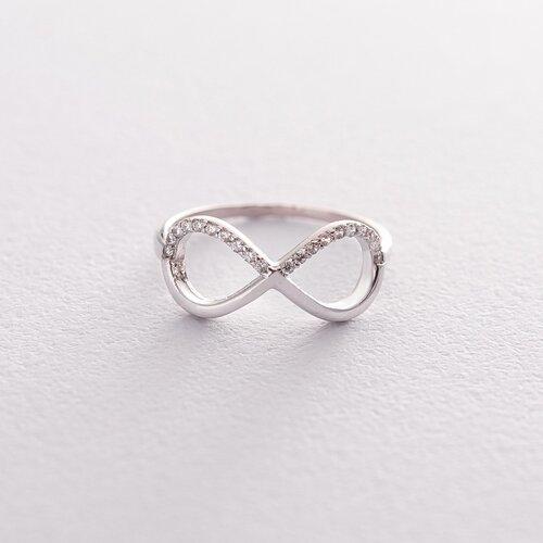 Золотое кольцо Бесконечность к06306