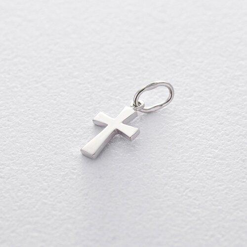 Золотой детский крестик п03161